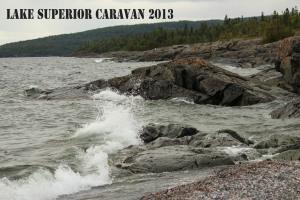 Lake Superior Caravan 2013