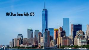 2015 NYC Base Camp Rally